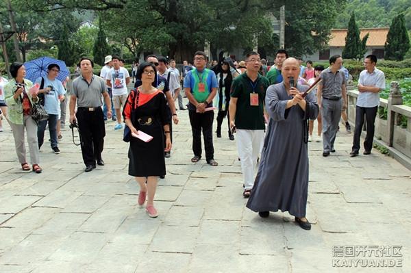 29日,来自世界五大洲19个国家和地区的36家海外华文媒体的老总、编辑、记者来到九江市.jpg
