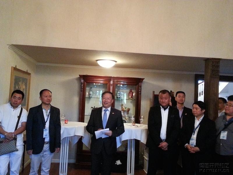 中国驻汉堡总领事杨惠群在晚宴上致辞 Kopie 2.jpg