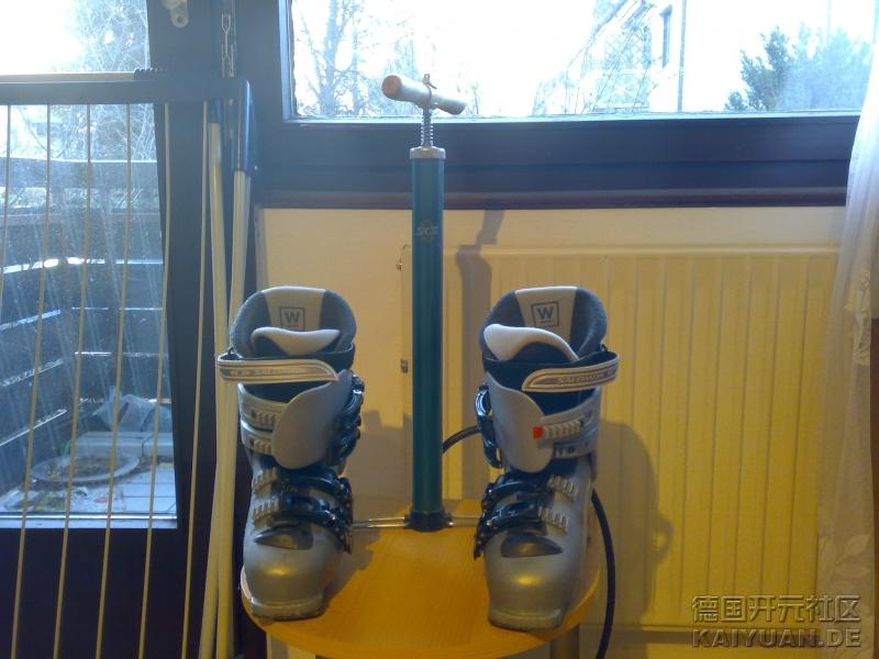 滑雪鞋40欧